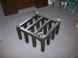 Heavy Duty Quality Mobile Rack