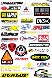 Customized Vinyl Car Sticker, Car Decal pictures & photos