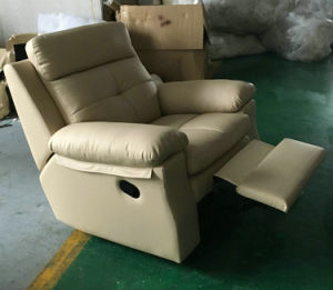Fabric Recliner Sofas for Living Room Furniture (A19) pictures & photos