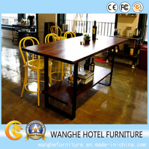 Modern Rectangle Dining Table Chair Dining Furniture Set pictures & photos