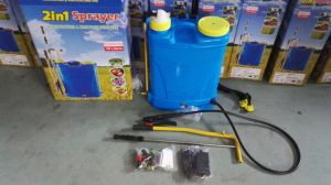 16L Agricultural 2 in 1 Manual and Electric Sprayer (HT-BH16C) pictures & photos