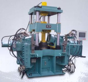 Wheel Disc Spinning Machine, Flow Forming Machine pictures & photos