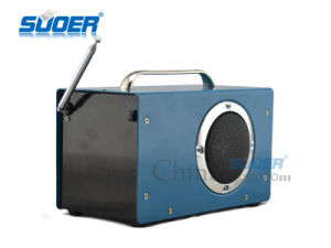 Multifunction 12V 4A Portable Mini Home Solar Power Generator with Bluetooth (ST-B03) pictures & photos