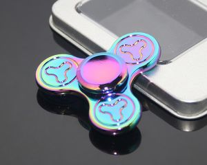 Metal Hand Spinner for Autism and Adhd Kids pictures & photos