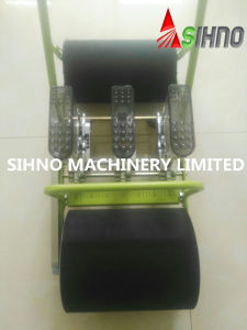 3 Rows Agricultural Machinery Hand Push Vegetable Planter for Onions Seed pictures & photos