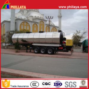 China Made Bitumen Liquid Tank for Semi Trailer pictures & photos