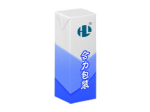 250ml Laminated Paper Box Packaging for Juice and Milk pictures & photos