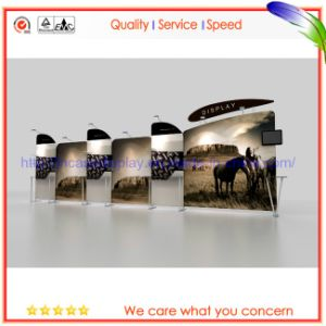 Light Weight Promotional Event Fabric Displays, Backwall Display Booth