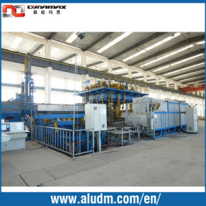 Magnesium Electrical Billet Heating Furnace 500 Degree in Aluminum Extrusion Machine pictures & photos