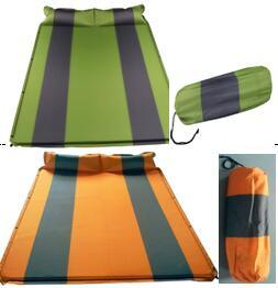 Joinable Self Inflatable Sleeping Mat Foam-Filled Camping Air Pad pictures & photos