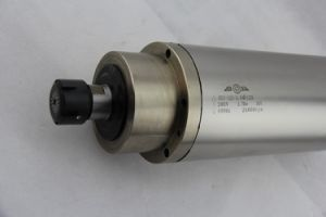 CNC High Frequency Motor Spindle, 5.5kw Water Cooler Spindle Motor pictures & photos
