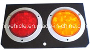LED Stop Tail Turn Lamp for Trailers with Steel Pad pictures & photos