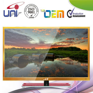 Super Clear Image Flashing Smart 32inch LED TV pictures & photos
