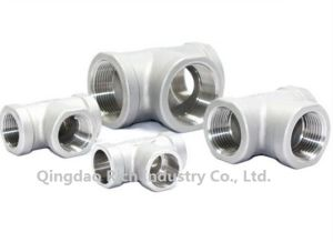 Hot Selling Factory Price 3000 Wog Not Ductile Iron Pipe Fittings pictures & photos