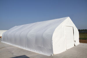 Xl-408021p Large Storage Building Warehouse Tent