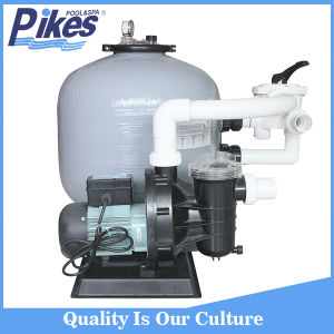 Combo Swimming Pool Filtration System (filter plus pump) pictures & photos