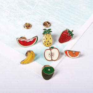 Fruit Brooch Watermelon, Pineapple, Banana, Strawberry Fashion Jewellery pictures & photos