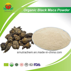 High Quality Organic Yellow Maca Powder pictures & photos