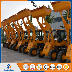 Cheap Wheel Loader Mini Wheel Loader for Sale pictures & photos