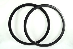 700C Carbon Bicycle 50mm Clincher Rims (FRX-R50C)