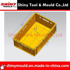 Quality Meat Crate Mould Molds