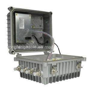 CATV Four Output Optical Receiver with Agc pictures & photos