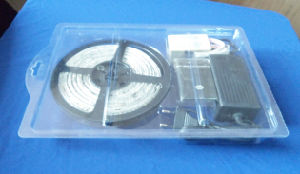 Clamshell Box for Packing LED Lights Clear PVC Blister Packing Box for LED Linght pictures & photos