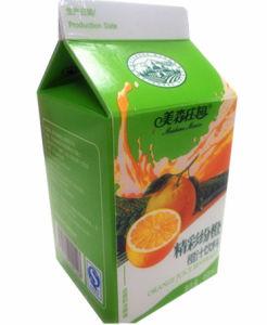 6-Layer 468ml Orange Juice/Milk/Cream/Wine/Water/Yoghurt Beverage Carton/Box pictures & photos