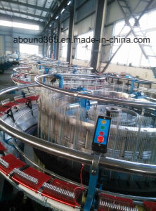 High Speed Rolling Column Style Six-Shuttle Circular Loom pictures & photos