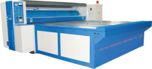 Semi-Auto Corrugated Cardboard Rotary Die Cutting Making Machine pictures & photos