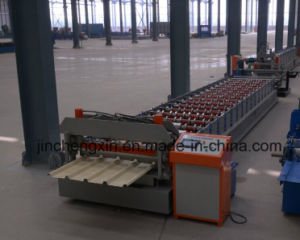 Roofing Panel Long Span Metal Sheet Forming Machine pictures & photos