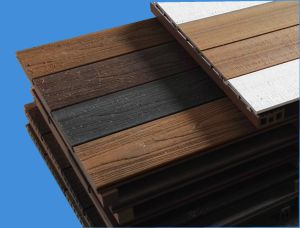Second Generation Capped Wood Plastic Composite Decking Flooring pictures & photos