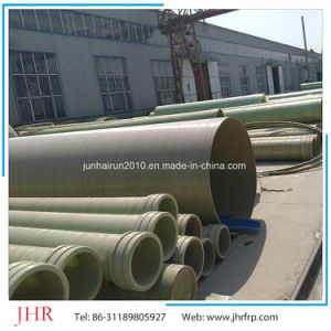 GRP Fiber Glass Water Supply Pipe pictures & photos