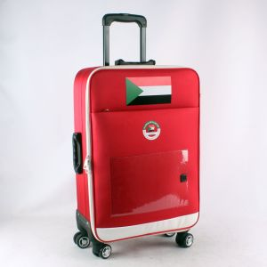 Fashion 4 Spinner Wheels Travel Trolley Luggage pictures & photos