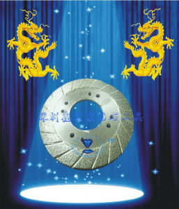 Electroplated Diamond Grinding Wheel Brakes
