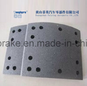 Truck Brake Lining Without Asbestos pictures & photos