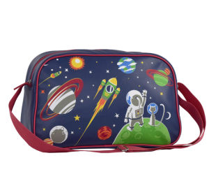Children PU Handbag/Kids Bag with Lovely Printing pictures & photos