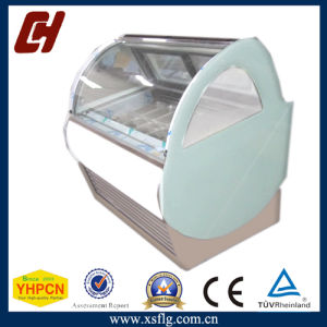 1.2 Meter Gelato Display Cabinet Ice Cream Freezer pictures & photos