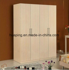 2017 New Design Wardrobe/New Style Cabinet/Home Wardrobe pictures & photos