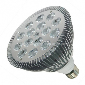 Dimmable PAR38 E27 AC100-240V 15 X 1W LED Bulb Lamp Spotlight pictures & photos