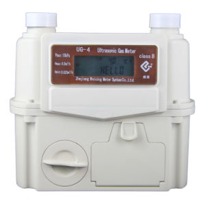 Ultrasonic Gas Meter With Prepayment Function (UG-L1-4E)