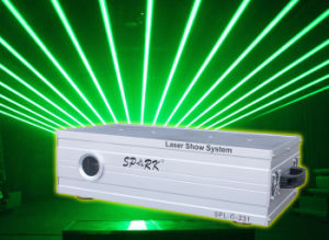 High Power Green Animation Laser Projector