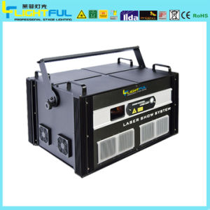18W RGB Outdoor Laser Stage Light Event Show