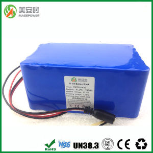 12V 36ah Cylinder Lithium Ion Battery pictures & photos