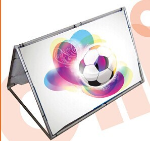 Aluminum Indoor or Outdoor Triple Display Stand pictures & photos