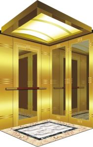 Mrl Passenger Elevator for Residential Building Elevations pictures & photos