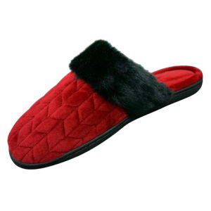 Double Crown genuine old Beijing shoes women sole flat-bottom high help shoes keep warm