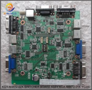 Kg2-M4580-000 Kg2-M4580-00X YAMAHA Yv112 Yv10II I/O Conveyor Unit Assy YAMAHA I/O Board Card pictures & photos