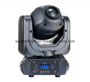 Home Party Light Disco Fixture Mini 40W LED Moving Head Spot pictures & photos