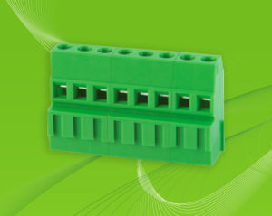 Screw Terminal Block with High Position pictures & photos